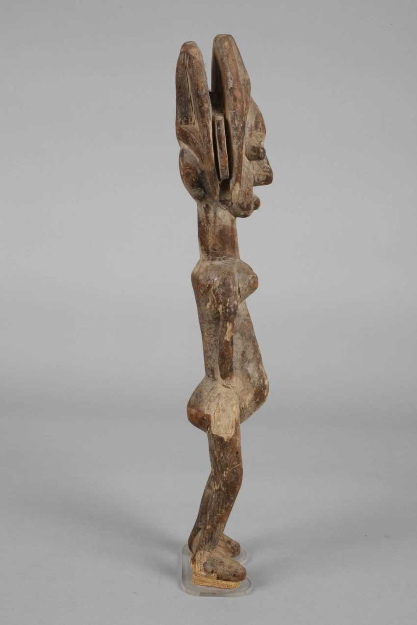 Figur der Bamara - photo 2
