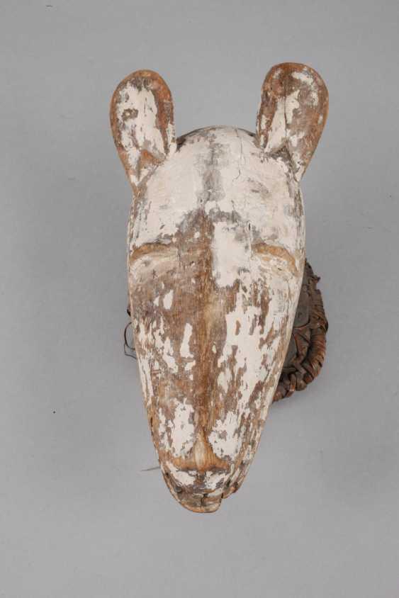 Dance-Head crest of the Mosi - photo 3