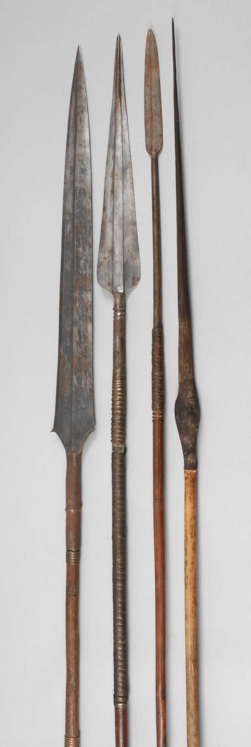 Four Javelins Africa - photo 1