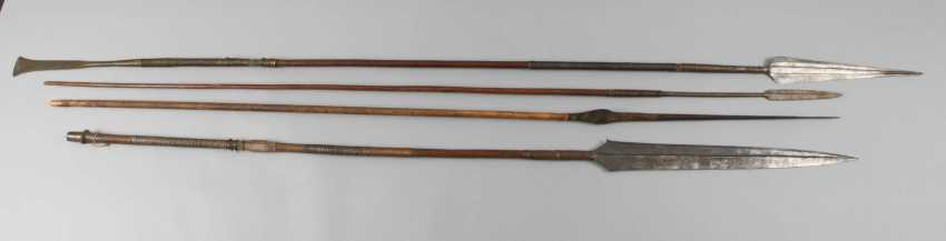 Four Javelins Africa - photo 3