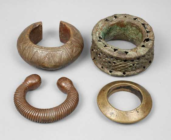 Old African RinGelbgoldeld - photo 1