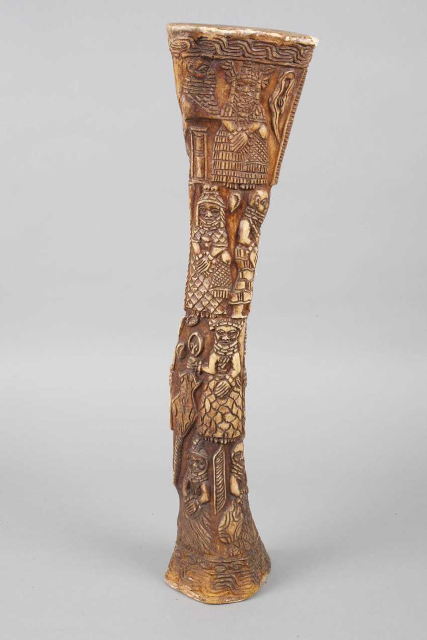Carved Shin Bone - photo 3