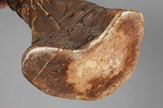 Carved Shin Bone - photo 6