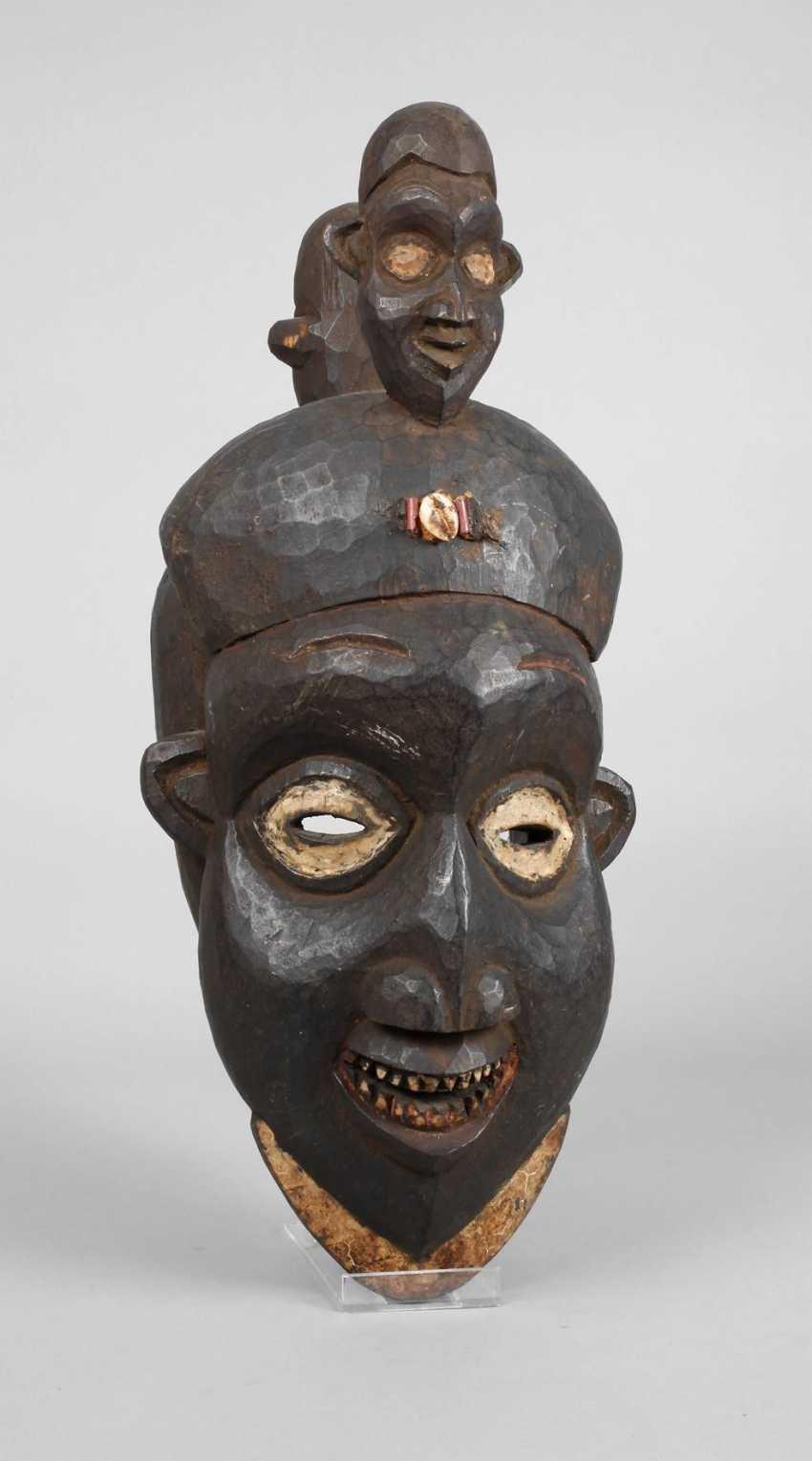 Large decorative wall mask - photo 1