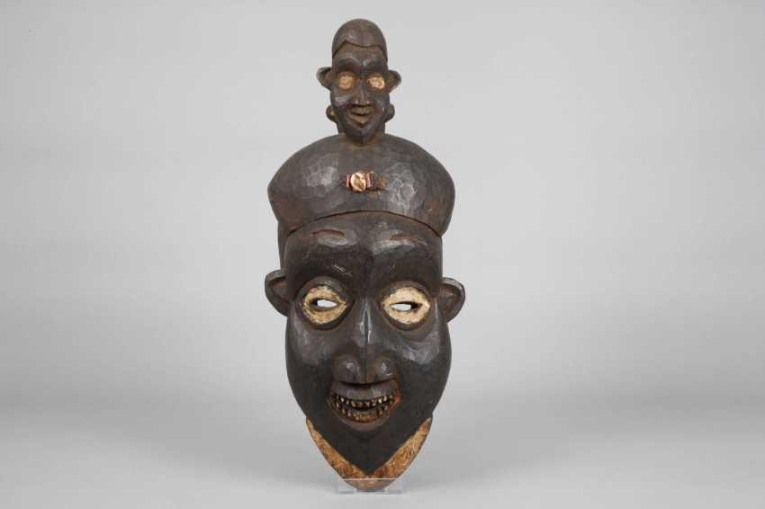 Large decorative wall mask - photo 2