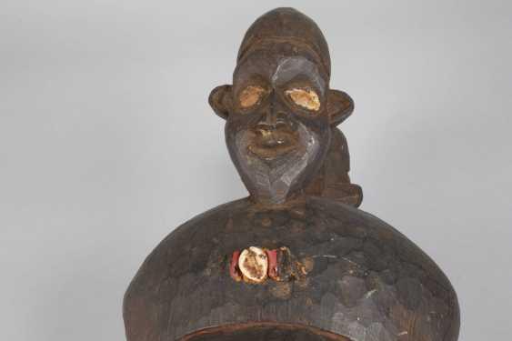 Large decorative wall mask - photo 7