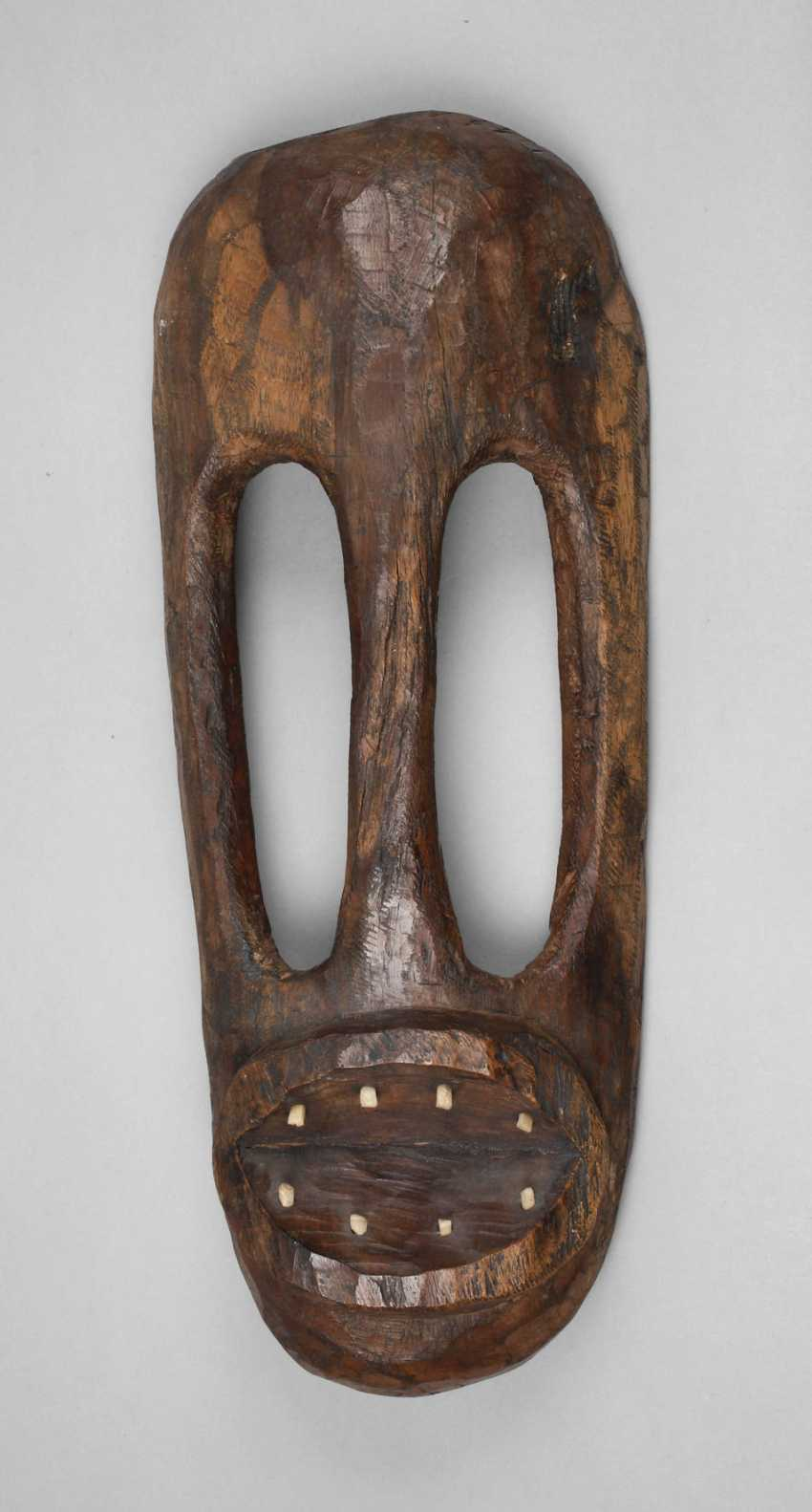 High heavy wall mask - photo 1