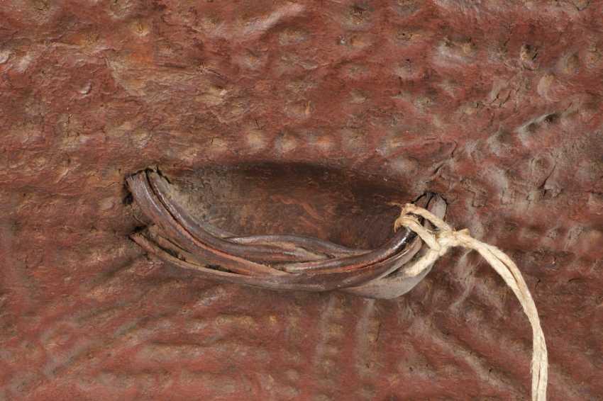 Leather shield - photo 2