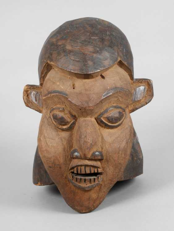 Heavy Head Crest Mask - photo 1