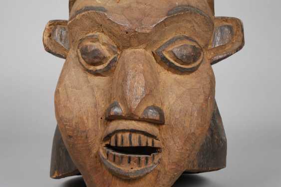 Heavy Head Crest Mask - photo 2
