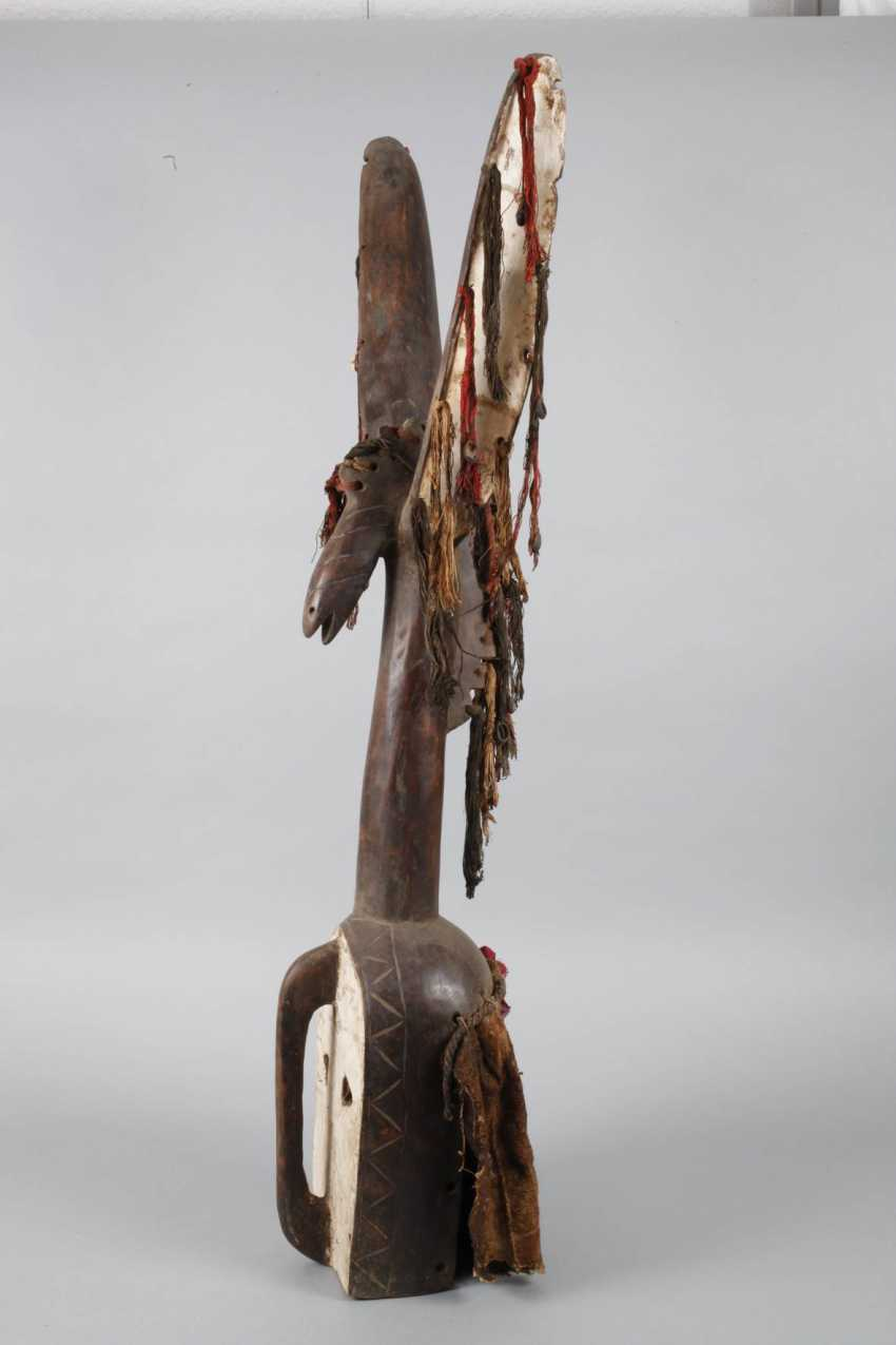 Dance essay animal mask from the Gurunsi - photo 2