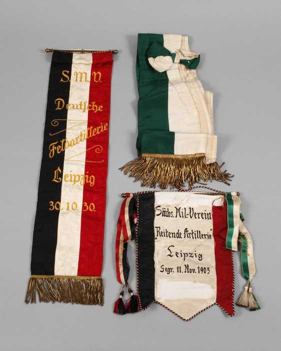 Three Pennant-Saxon Military Association - photo 1
