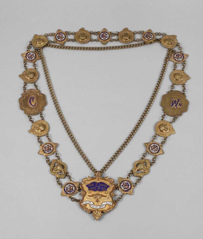 Lodge Chain Masonic - photo 1