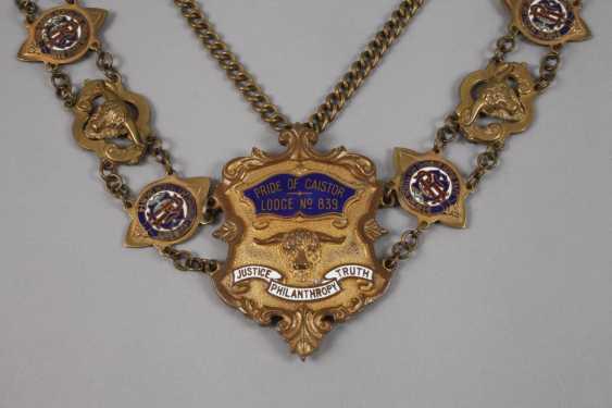 Lodge Chain Masonic - photo 2