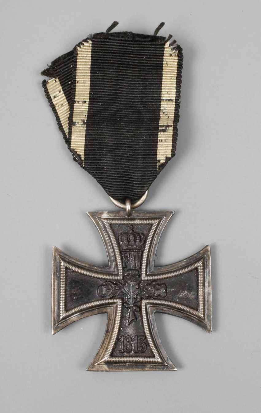 Iron Cross 1813 - photo 1