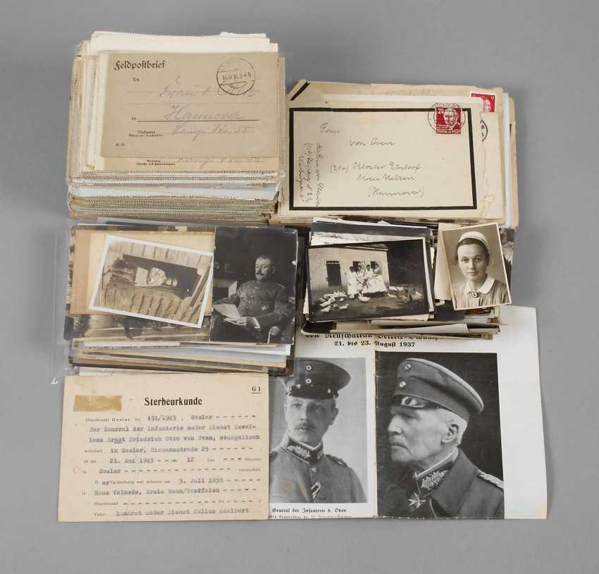 Time-historical documents-General von Oven - photo 1