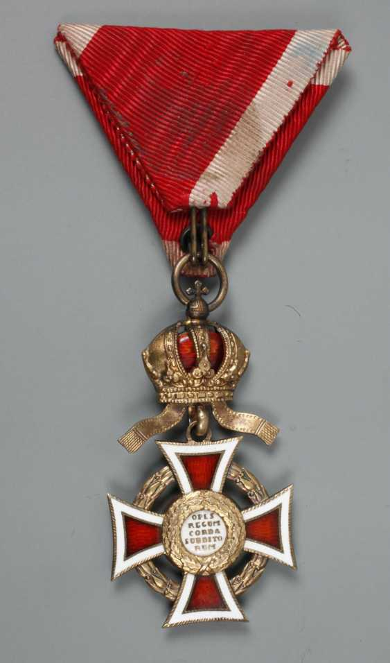 An Austrian Order Of Leopold - photo 2