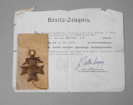 Military Cross Of Merit Of Bavaria - photo 1