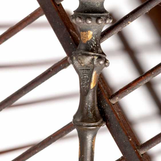 A CHINESE HUALI BIRDCAGE - photo 6