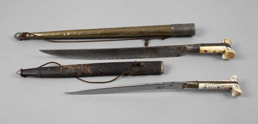Two daggers-Eastern Caucasus - photo 1