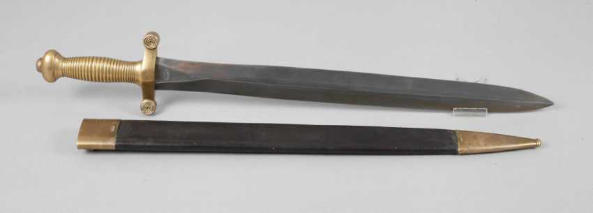 Fascines knife - photo 1