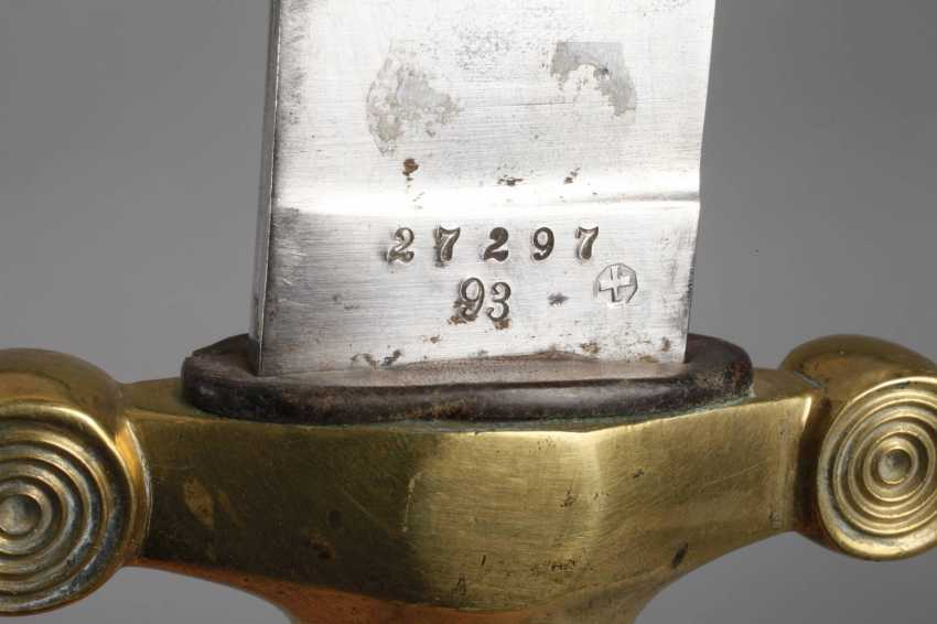Fascines knife with saw back M1880 - photo 3