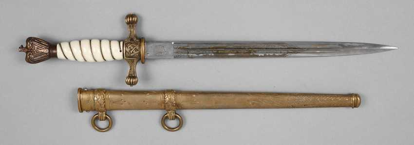 Dagger for officers of the Navy - photo 1