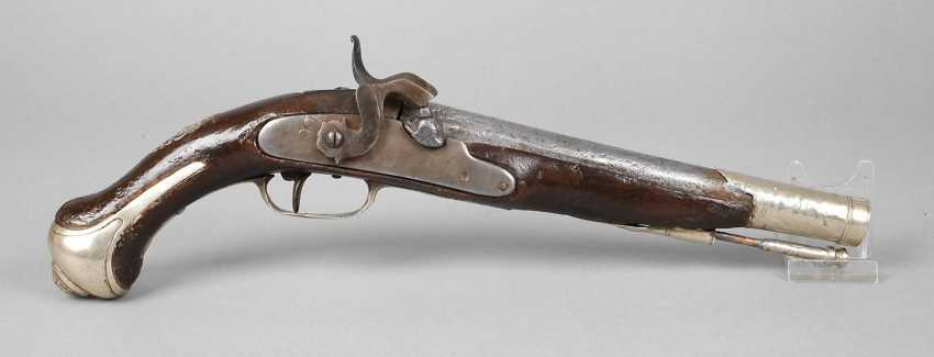 Percussion Dueling Pistol - photo 1
