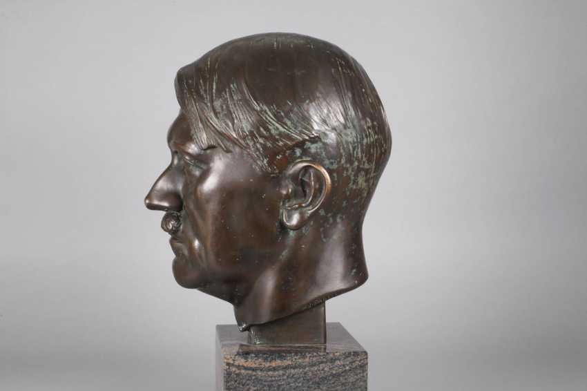Hermann Joachim Pagels, A Dictator Bust Of Adolf H. - photo 2