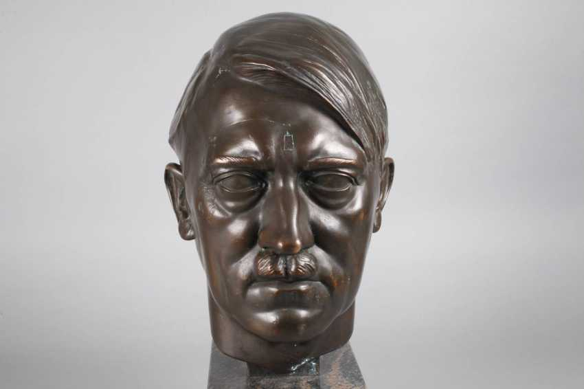 Hermann Joachim Pagels, A Dictator Bust Of Adolf H. - photo 6