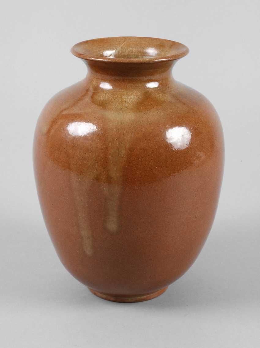 Allach Keramikvase - photo 1