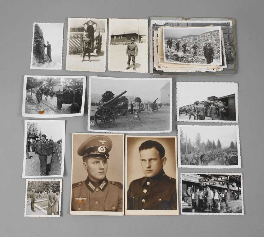 Photographs from the estate of a soldier - photo 1