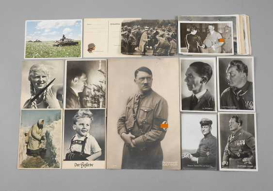 Vintage Propaganda postcards third Reich - photo 1