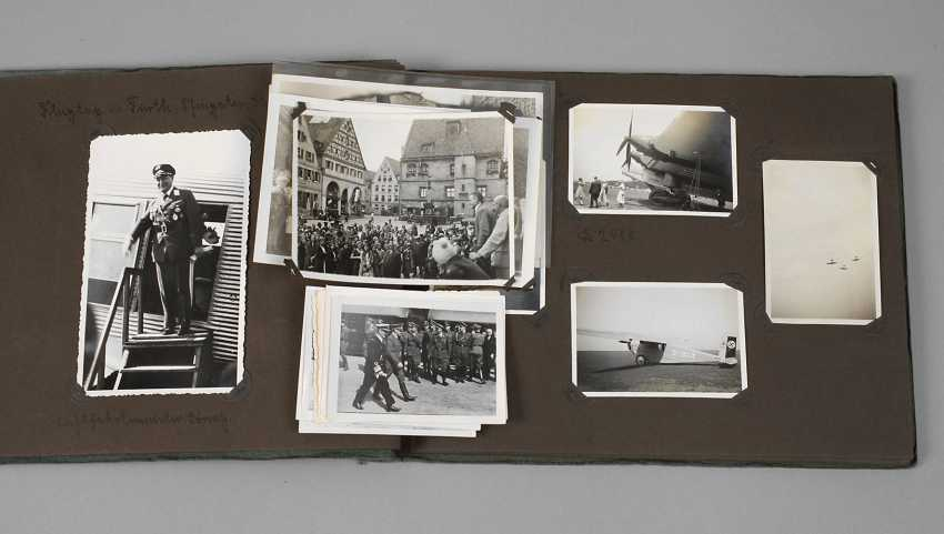 Nazi photo album of Nuremberg - photo 1