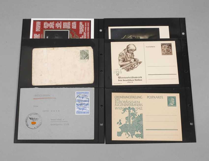 Postcards third Reich - photo 1