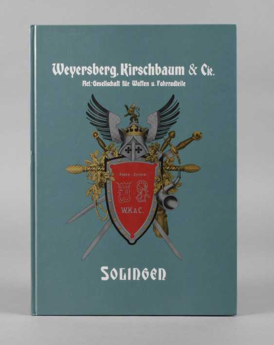 Book, saber and epee made in Solingen - photo 1