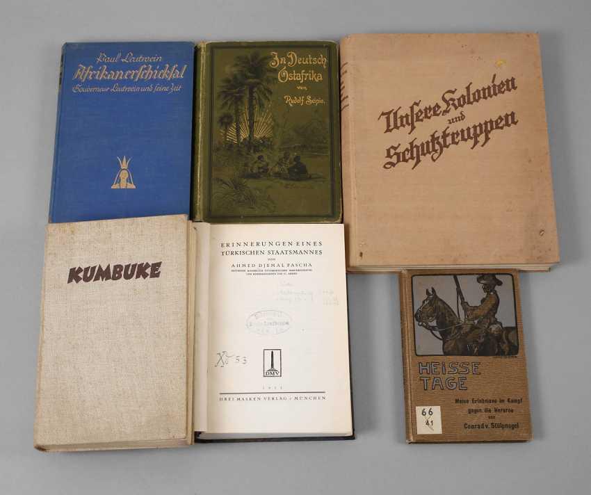 Konvolut Literatur Dt. Kolonien - photo 1