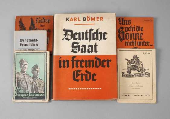 Konvolut Propagandaliteratur III. Reich - photo 1