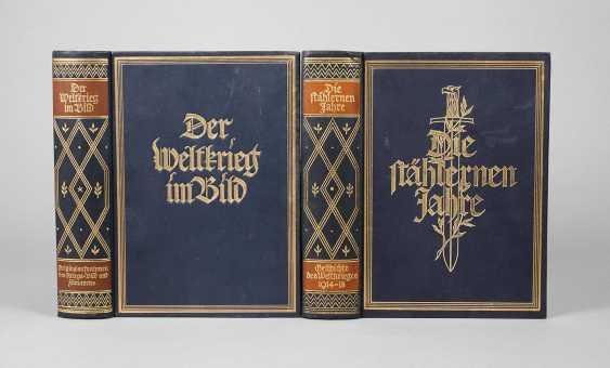 Patriotic literature 1. World war - photo 1