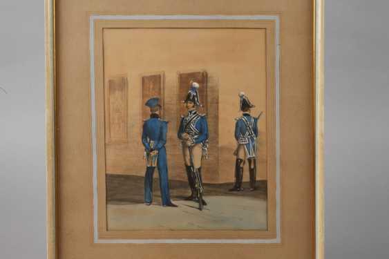 Four Uniform Illustrations Bavaria - photo 2
