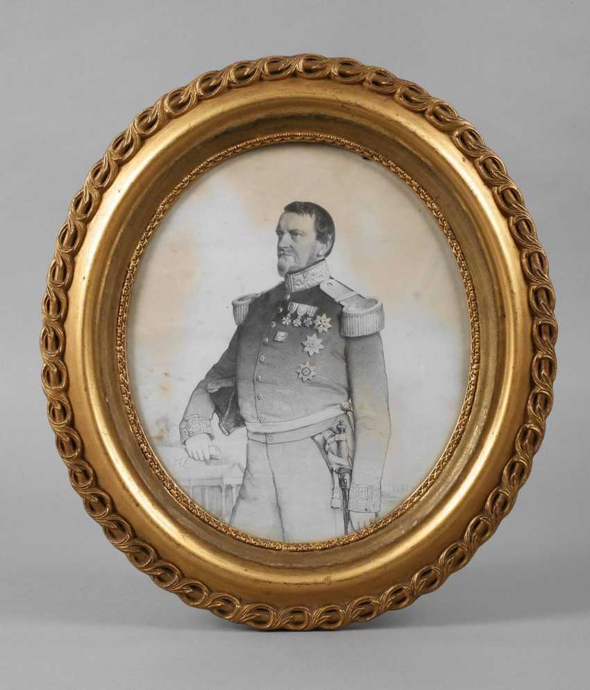 Portrait of Duke Karl Bernhard of Saxe-Weimar - photo 1