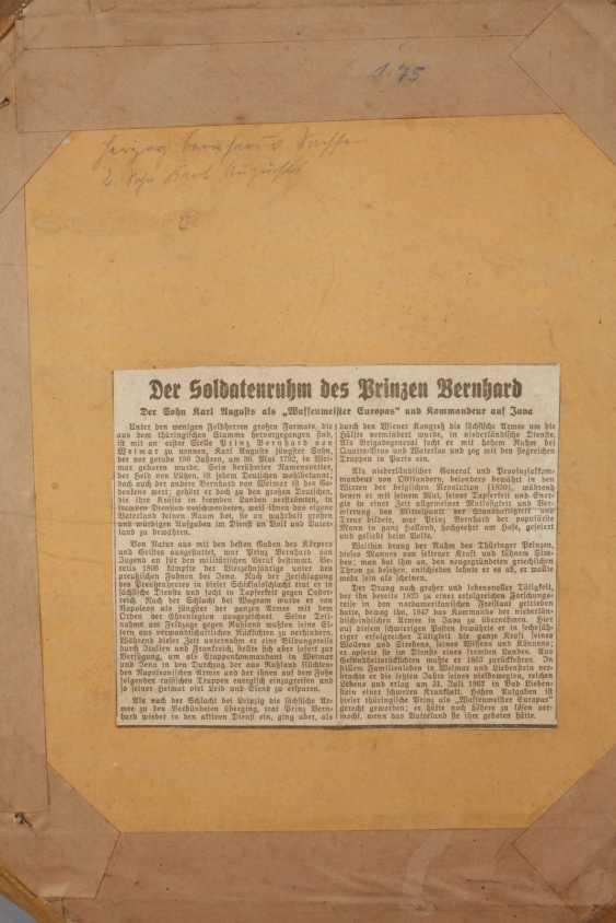 Portrait of Duke Karl Bernhard of Saxe-Weimar - photo 3