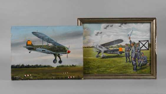 Two Images Of The Air Force - photo 1