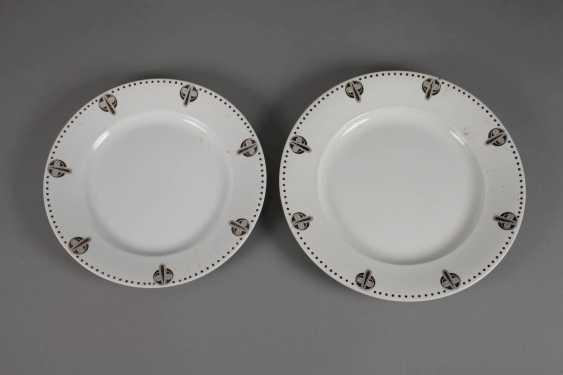 Russia five serving plates Kuznetsov - photo 2