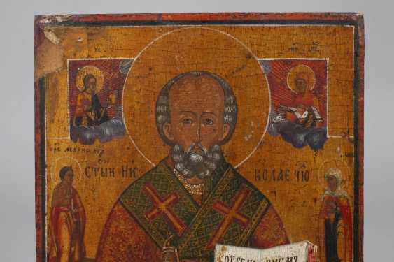 Icon Of Saint Nicholas - photo 2
