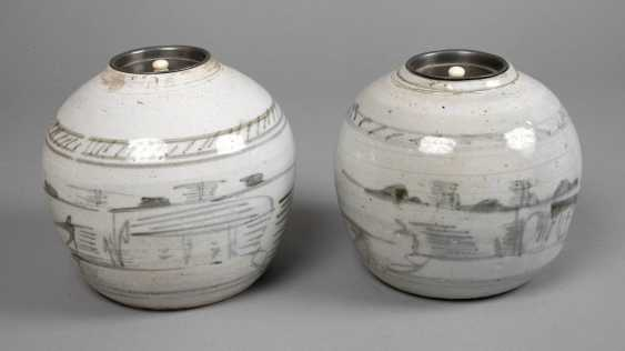 Two Ginger Pots - photo 1