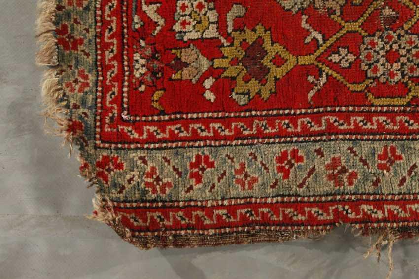 Caucasian Prayer Rug Fragment - photo 2