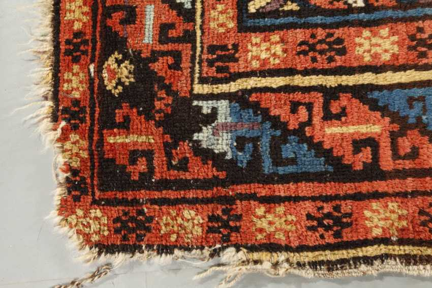 Fragment of a Caucasian rug - photo 3