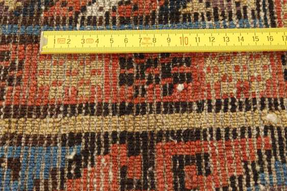 Fragment of a Caucasian rug - photo 4