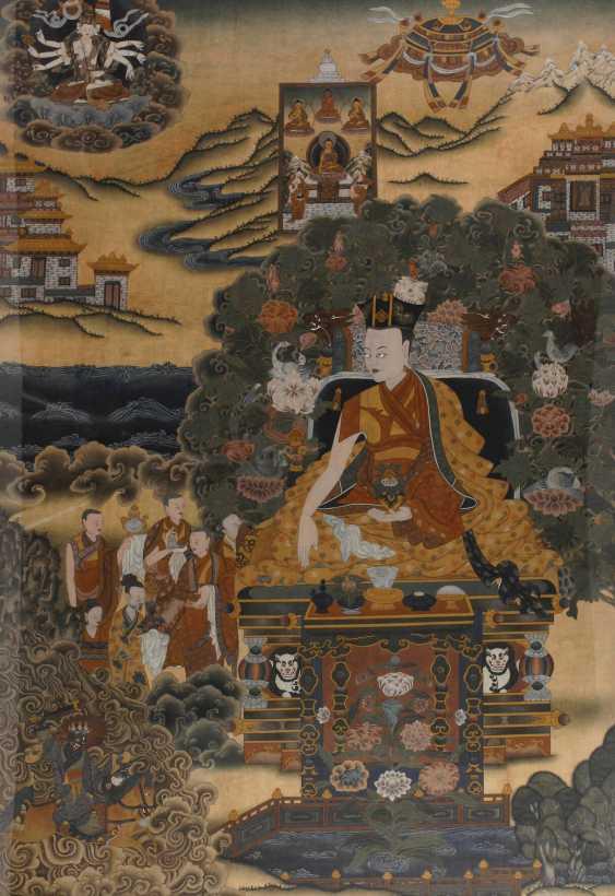 Thangka Wangchuk Dorje - photo 1